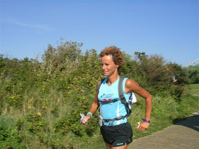 Twee jaar sportkleding voor Ria Buiten