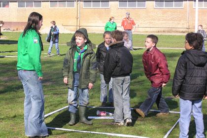 Scouting Fundays bij Walibi