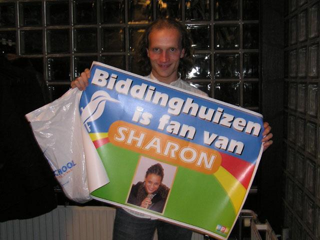 BHZNet in gesprek met X Factor Sharon