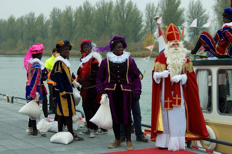 Bericht van Sinterklaas
