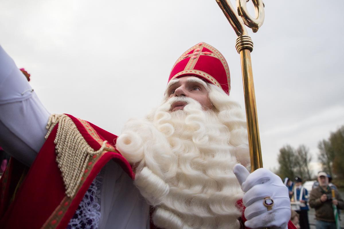 Aangepaste Sinterklaasviering in Biddinghuizen
