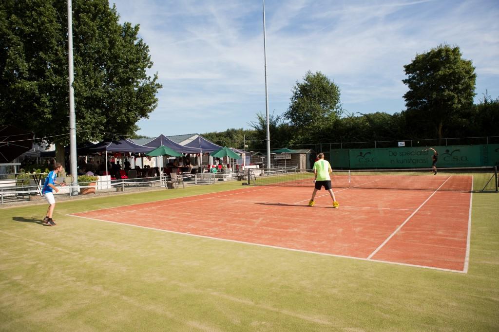 Pinkstertoernooi BAS-tennis wordt veelzijdig