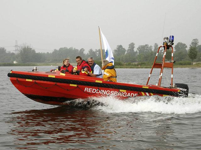 Reddingsbrigade Veluwemeer rukt niet meer uit