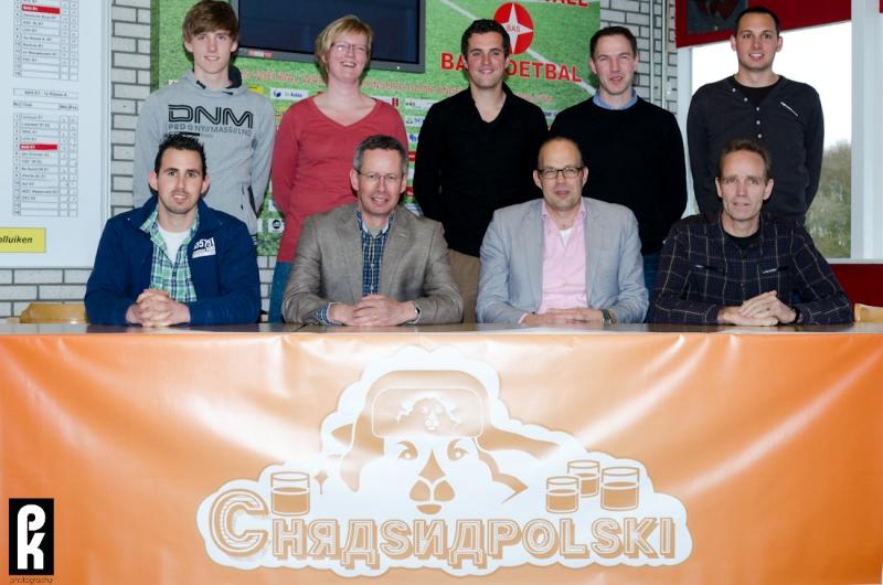 Voetbalarena EK 2012 wordt Chrasnapolski