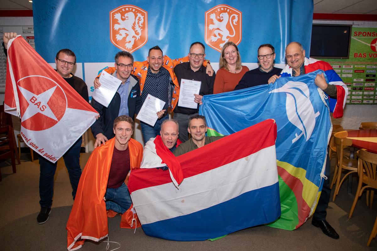 Biddinghuizen krijgt EK-arena: BAS en IJsvogel beklinken samenwerking