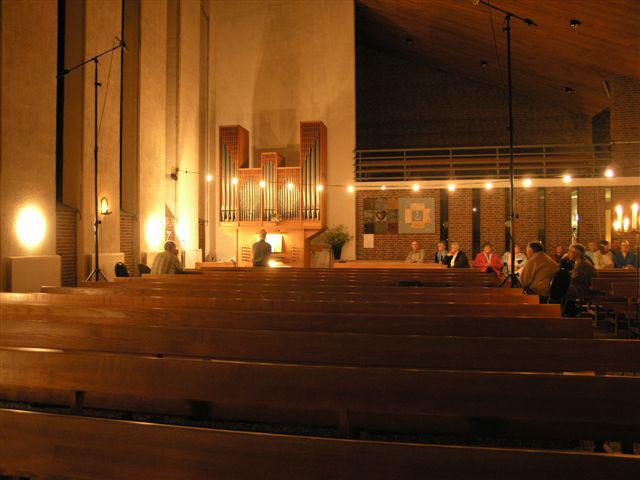 Orgelmarathon in beeld