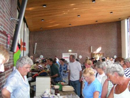Dit weekend goederenmarkt in Voorhof