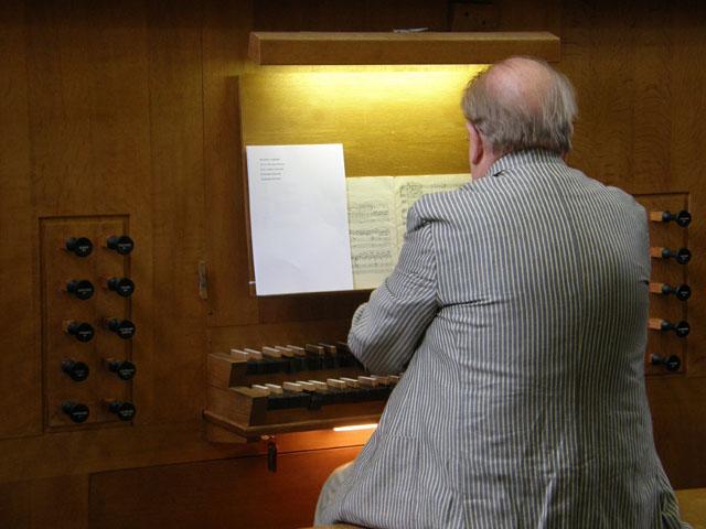 Orgelmarathon 2008