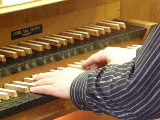 Orgelmarathon weer ten einde