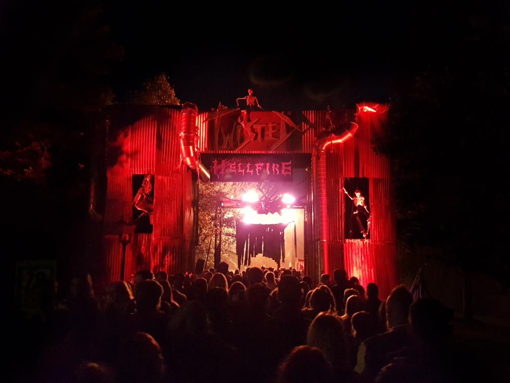 Halloween Fright Nights nu ook voor jonge kinderen
