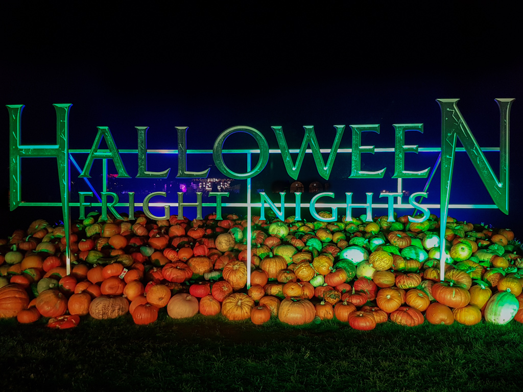 Walibi houdt coronaproof Halloween Fright Nights