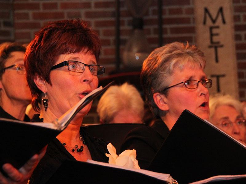 Zon en Zegen zingt oratorium Het Nieuw Jeruzalem