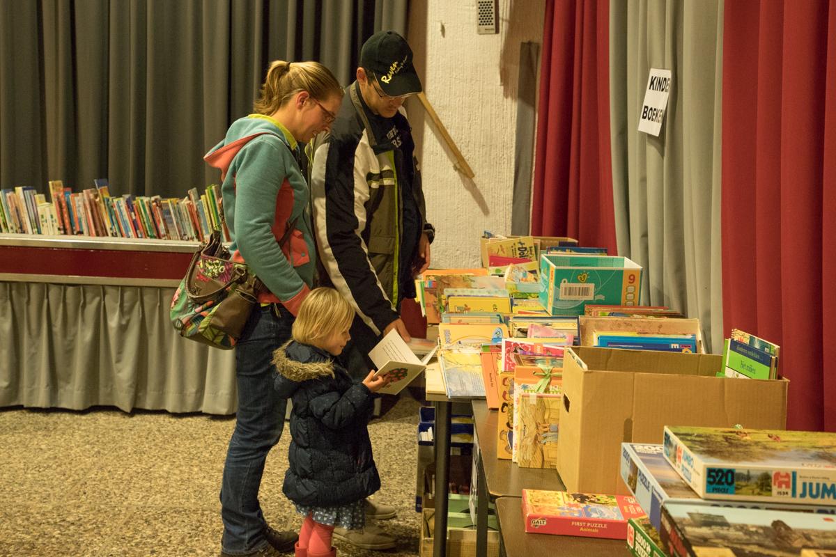 Boekenmarkt Zon en Zegen al komend weekeinde