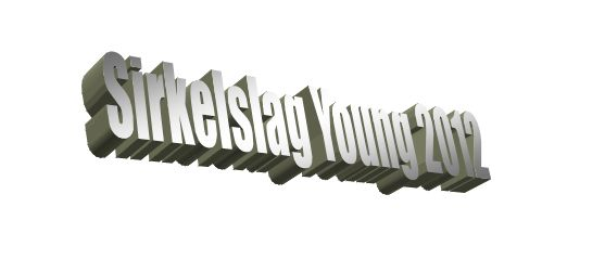 Sirkelslag Young 2012