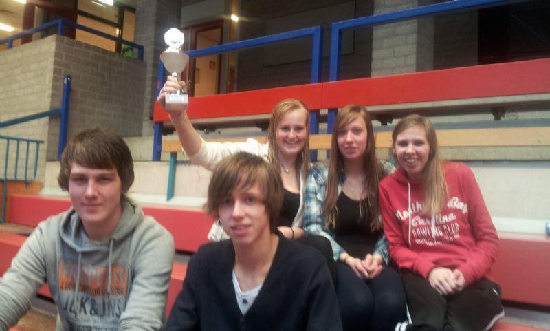 BAS Badminton 3 Regiokampioen