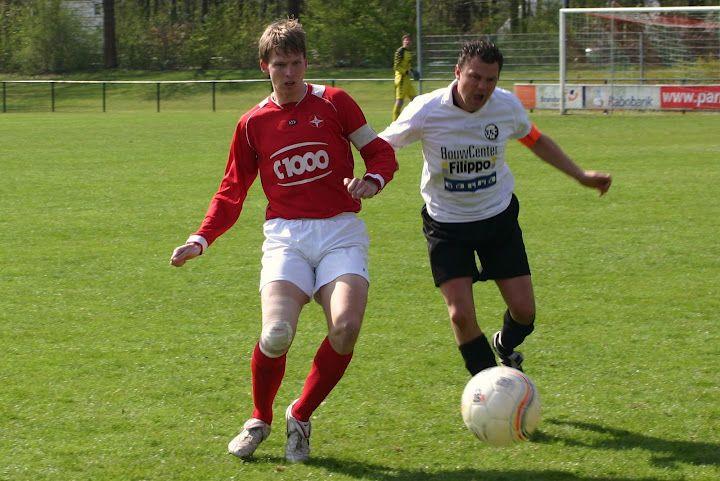 Weer volop voetbal bij BAS