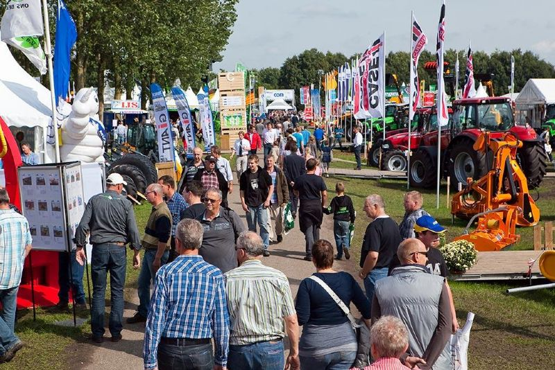 Agrotechniek Holland in 2016 van 7 t/m 10 september