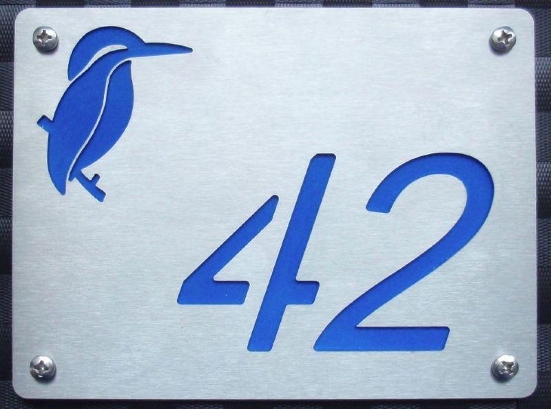 Dorpsbelangen start verkoop huisnummerbordjes