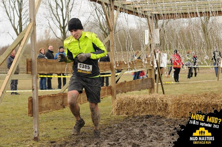 Mud Masters tovert terrein om tot modderparcours
