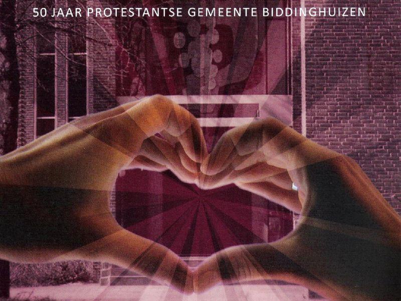 Jubileumboek 50 jaar Protestantse Gemeente