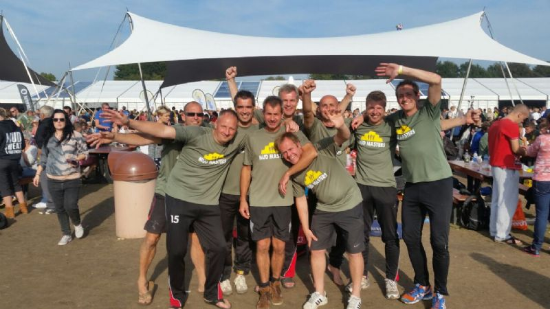 Sportnieuws.nl komt met livestream vanaf MudMasters
