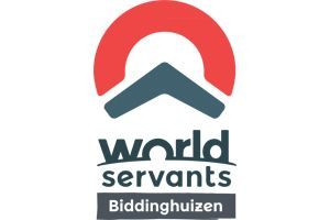 Uitzwaaidienst World Servants Biddinghuizen