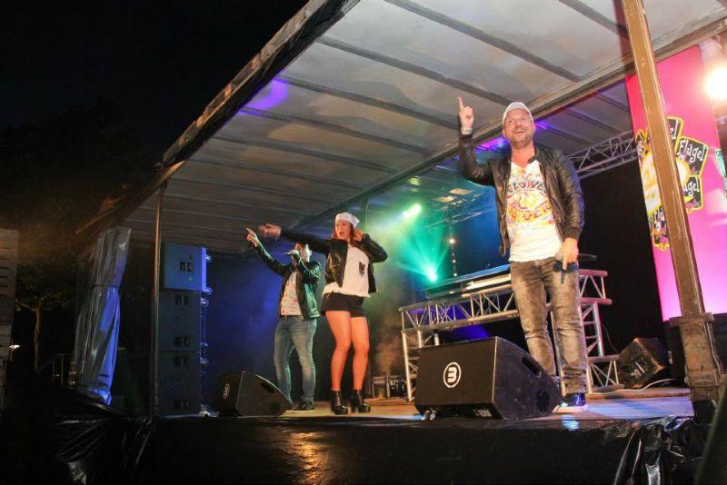 Opdreef Muziek-festival 1 groot geslaagd feest