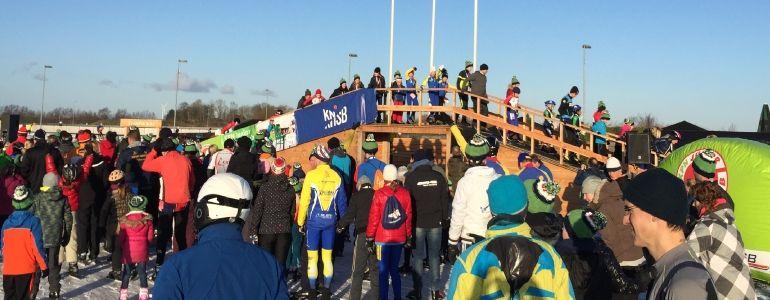 Open Nederlands Kampioenschap Klûnen bij Flevonice