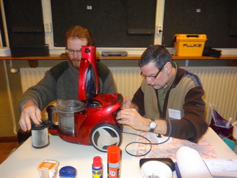 Repair Café 19 maart ook voor computers
