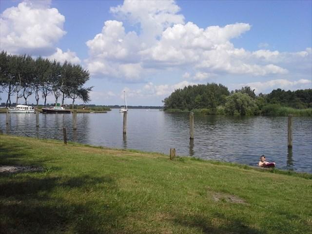 Dankzij renovatie meer beleving eilanden Veluwemeer