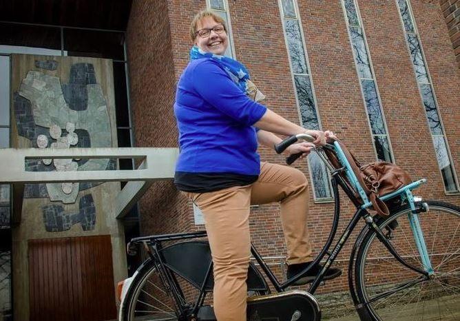 Pastoraal werker Jolanda Aantjes neemt afscheid