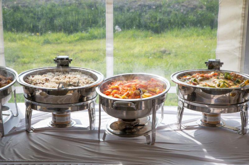 Dorpsmaaltijd Opdreef tijdens feestweek