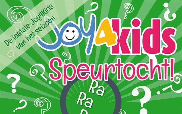 Laatste Joy4Kids van het seizoen