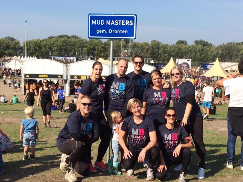 Mud Masters krijgt internationale aantrekkingskracht