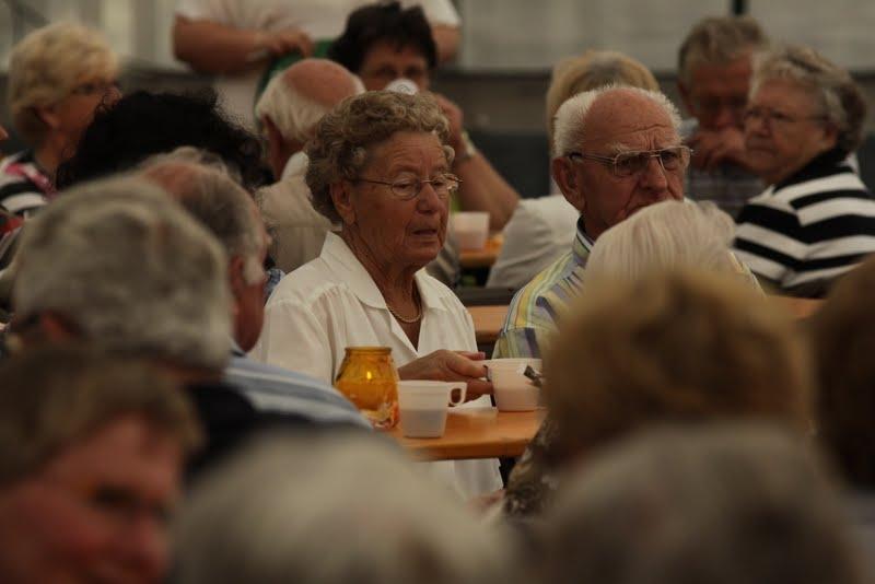 Danette Grimme te gast bij Seniorenmiddag