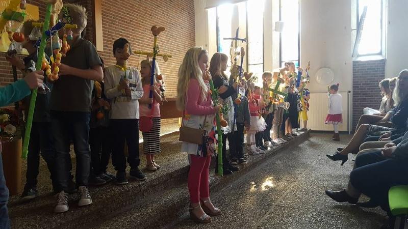 Protestantse gemeente presenteert programma rond Pasen