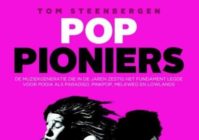 Boek Poppioniers gelanceerd op Lowlands