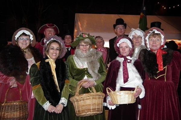 15 december kerstmarkt en kofferbakmarkt