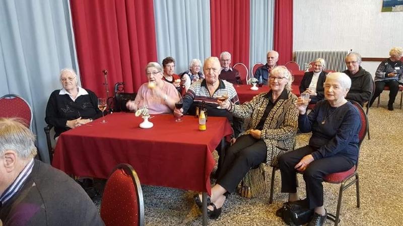 Seniorenmiddag over Oostenrijk