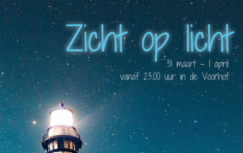 Nachtwake in Kerkcentrum de Voorhof