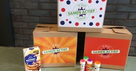Samen Actief stelt pakketten beschikbaar voor buurten tijdens Koningsdag