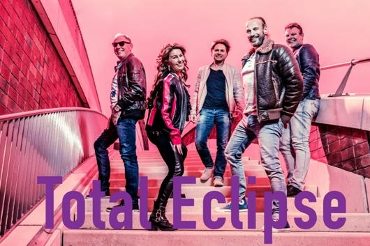 Coverband Total Eclipse naar Biddinghuizen