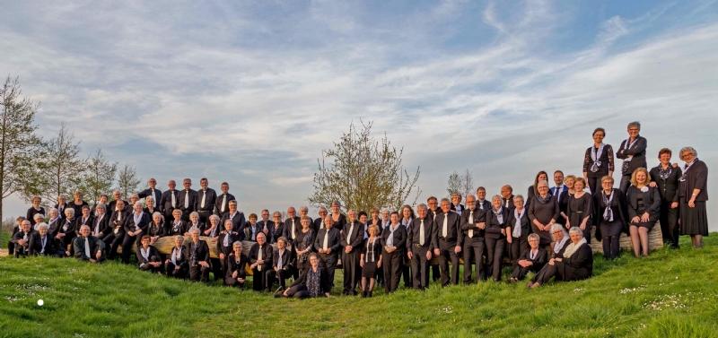 Dit jaar nog twee concerten van koor Zon en Zegen