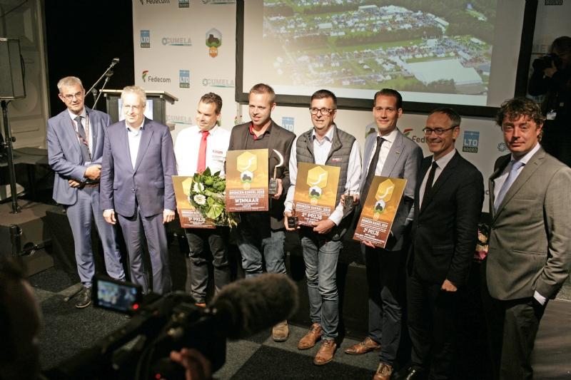 Aicplus van Agrifac wint innovatieprijs bronzen sikkel 2018
