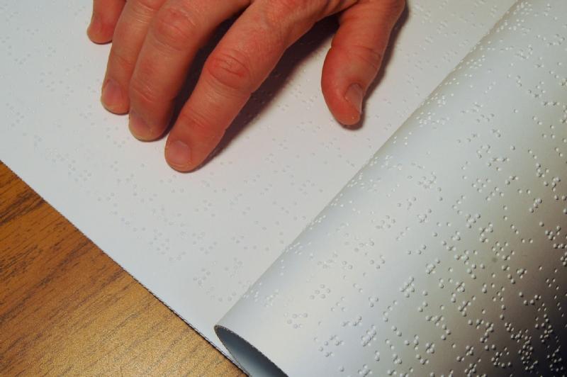 Seniorenmiddag over bibliotheek voor blinden