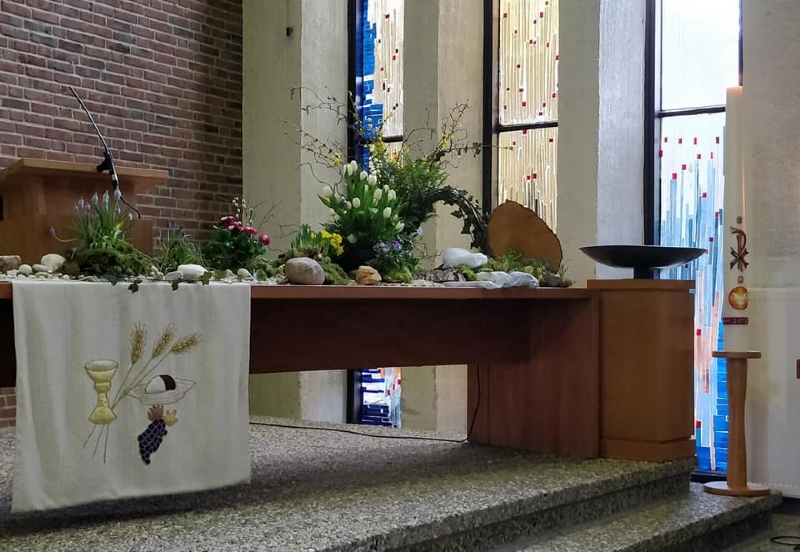 Op weg naar Pasen bij de Protestantse Gemeente