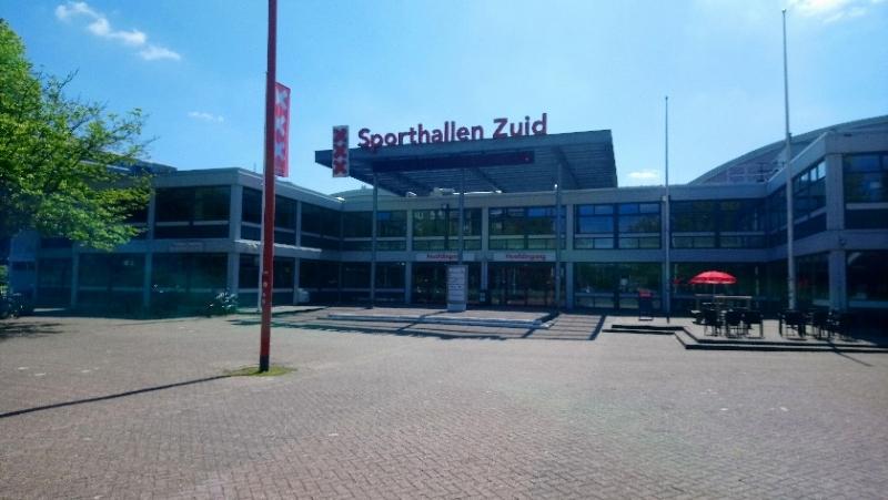 Koen Lambers en Gossee Winnubst winnen Zilver in Amsterdam