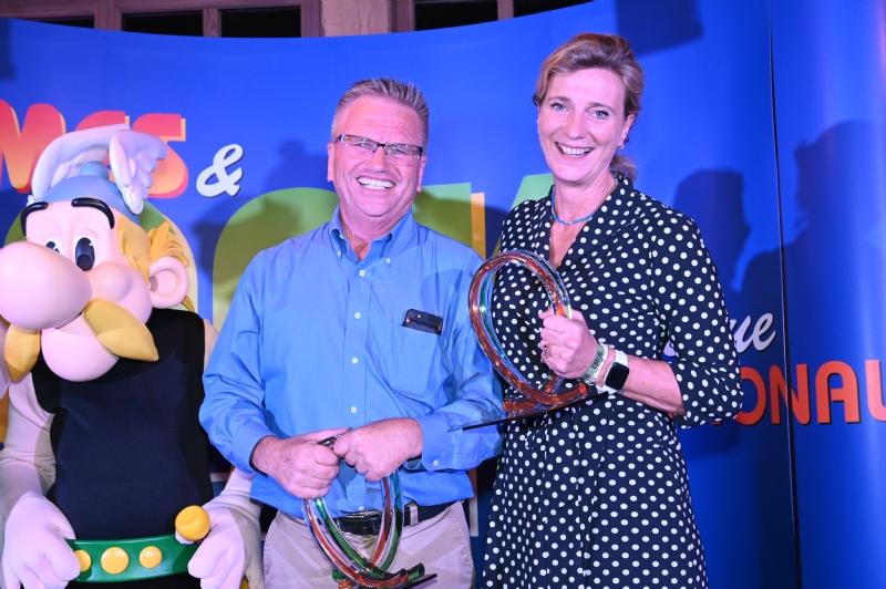 Walibi Holland's Untamed wint Award voor beste nieuwe Europese coaster