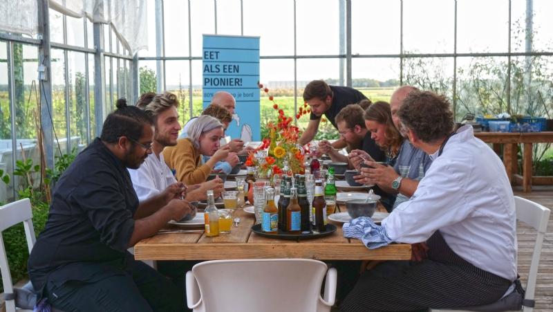 Flevolandse Restaurantweken zijn begonnen
