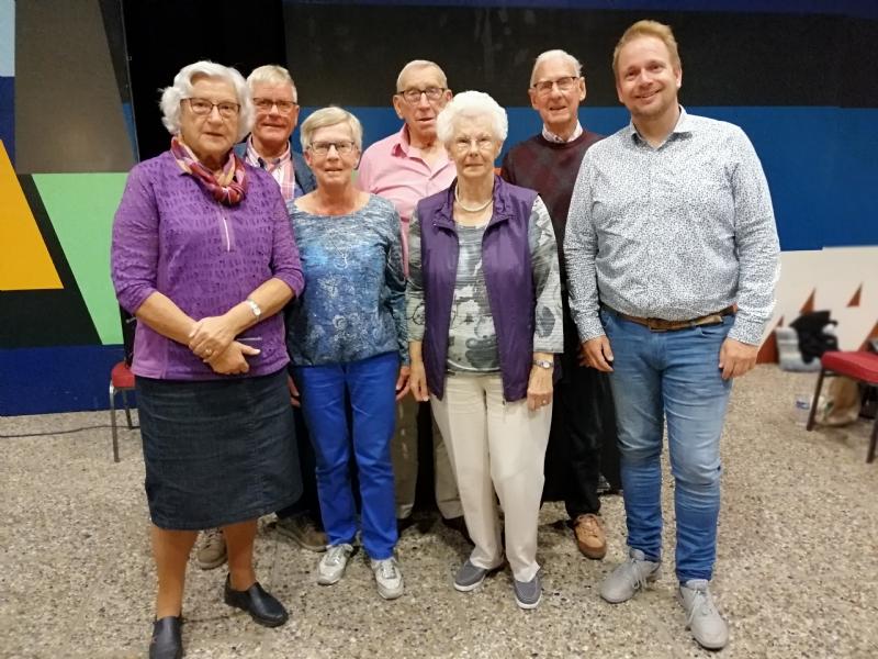 Jubilerend Zon en Zegen blikt terug op 55-jarig bestaan